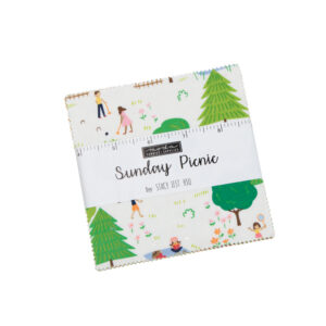 Sunday Picnic Charm Pack By Moda