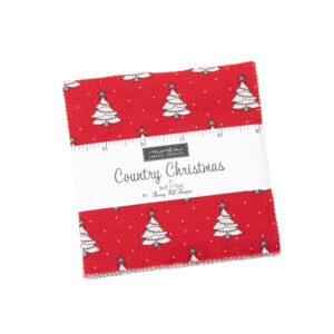Country Christmas Charm Pack By Moda