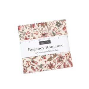 Regency Romance Charm Pack By Moda