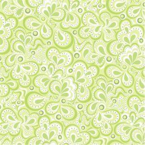 First Frost By Amanda Murphy For Benartex - Lime
