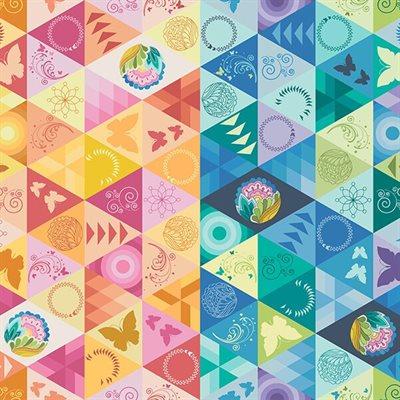 Paradigm Digital Print By Hoffman - Prism