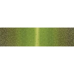 Ombre Confetti Metallic By V & Co By Moda - Avocado