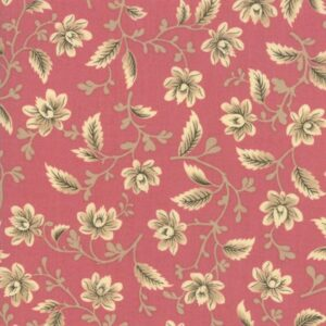 Nancy's Needle 1850-1880 By Betsy Chutchian For Moda - Sweet Pink