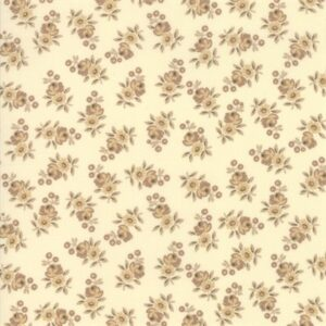 Nancy's Needle 1850-1880 By Betsy Chutchian For Moda - Light Cream
