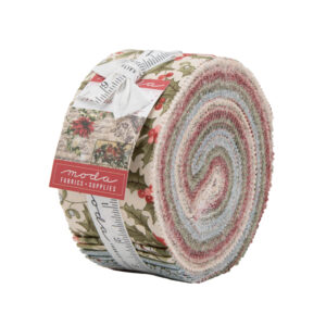 Marches De Noel Jelly Roll By Moda