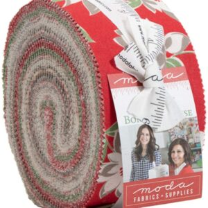 At Home Jelly Roll By Moda
