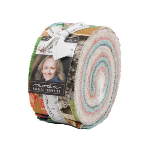 Flea Market Mix Jelly Roll By Moda