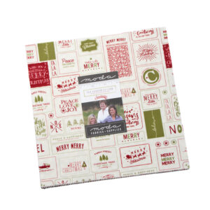 The Christmas Card Layer Cake By Moda
