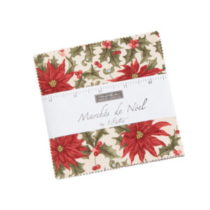 Marches De Noel Charm Pack By Moda