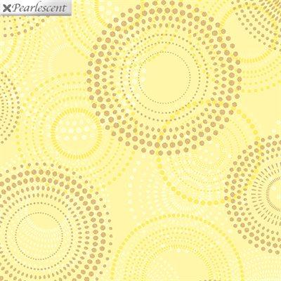 Shimmer & Shine By Kanvas Studio For Benartex - Yellow