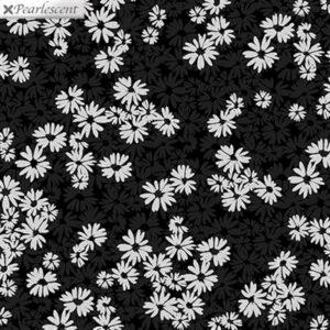Shimmer & Shine By Kanvas Studio For Benartex - Black/Silver