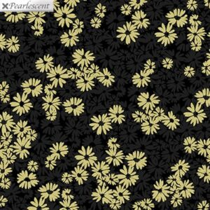 Shimmer & Shine By Kanvas Studio For Benartex - Black/Gold