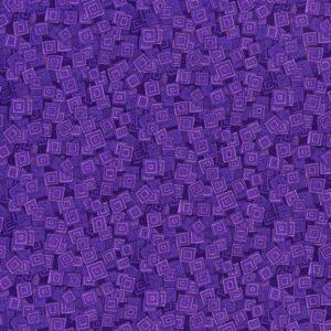 Hopscotch By Jamie Fingal For Rjr Fabrics - Iris