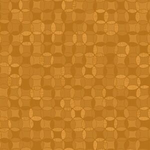 Hopscotch By Jamie Fingal For Rjr Fabrics - Caramel