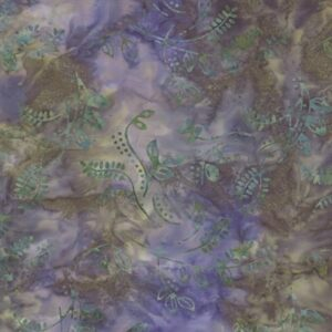 Splendor Batiks By Moda - Eggplant