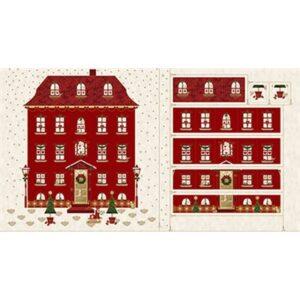 Magic Christmas By Stof -  Advent Calendar Panel