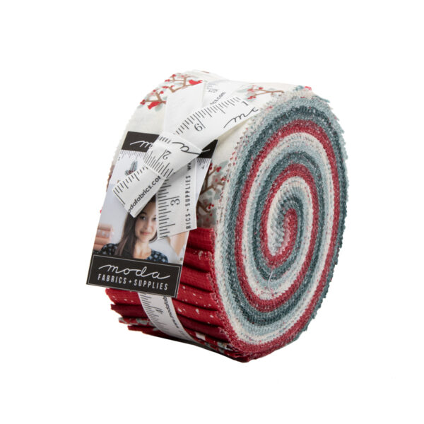 Juniper Jelly Roll By Moda