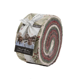 Winter White Jelly Roll By Moda