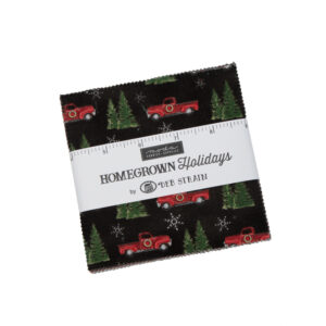 Homegrown Holidays Charm Pack By Moda