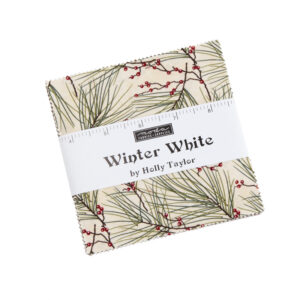 Winter White Charm Pack By Moda