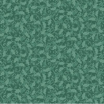 Better Not Pout By Nancy Halvorsen For Benartex - Turquoise