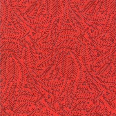 Northern Light By Annie Brady For Moda - Cinnamon