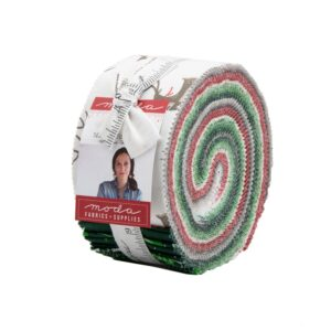 Northern Light Jelly Roll By Moda