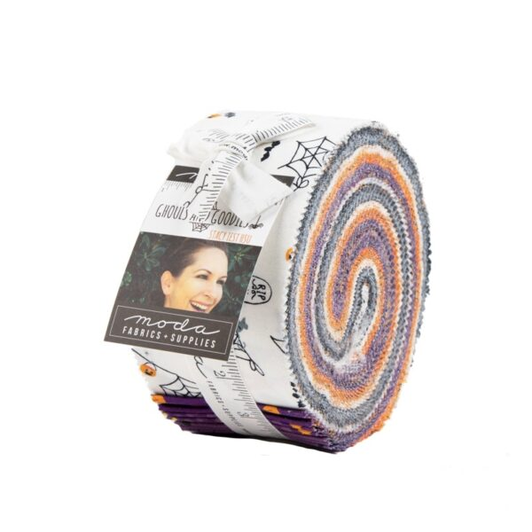Ghouls & Goodies Jelly Roll By Moda