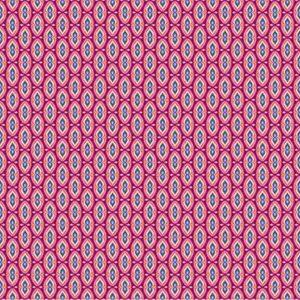 Vintage By Modern Quilt Studio For Banertex - Strawberry