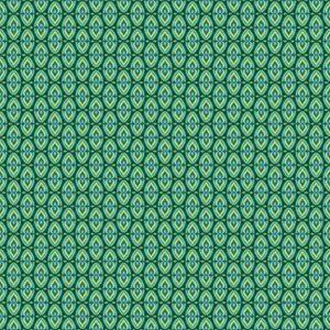 Vintage By Modern Quilt Studio For Banertex - Forest