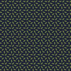 Vintage By Modern Quilt Studio For Banertex - Olive