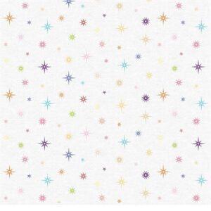 Crescendo By Contempo For Benartex - White - Glow
