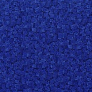 Hopscotch By Jamie Fingal For Rjr Fabrics - Blueberry