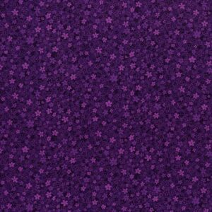 Hopscotch By Jamie Fingal For Rjr Fabrics - Grape