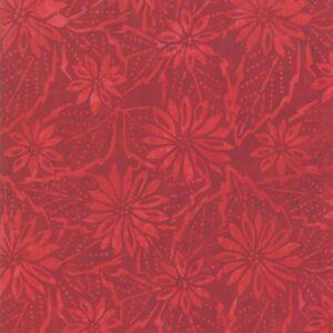 Aloha Batiks By Moda - Red