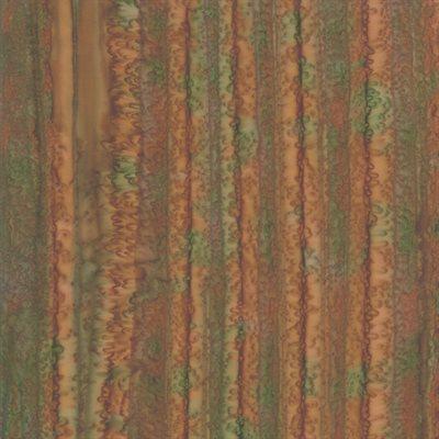 Aloha Batiks By Moda - Rust