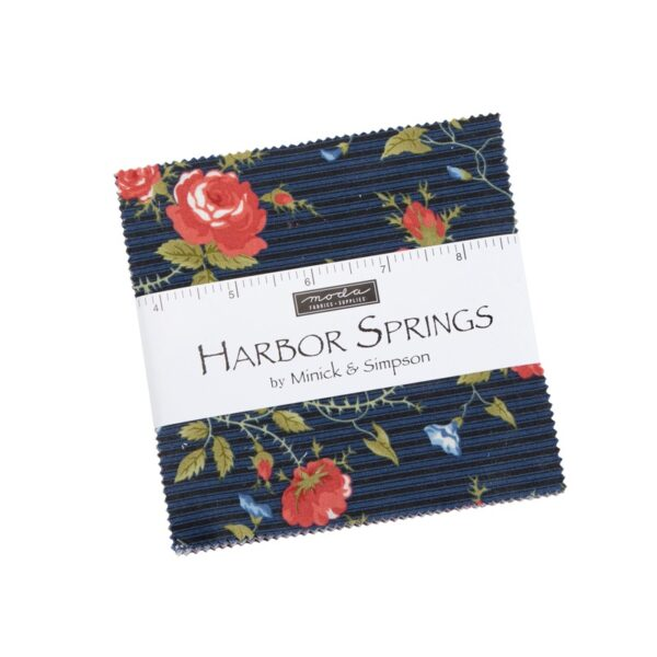 Harbor Springs Charm Pack By Moda