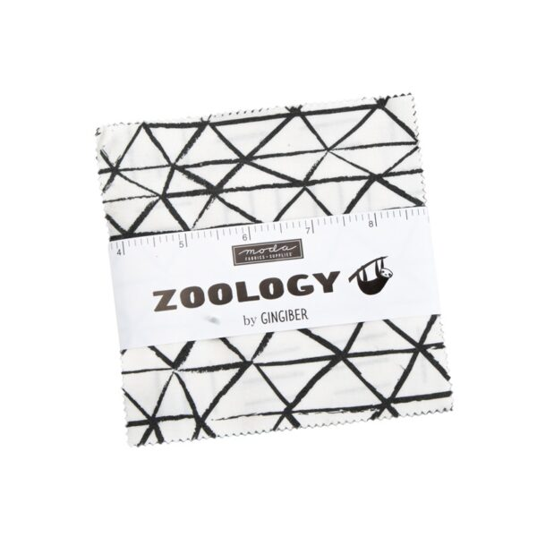 Zoology Charm Pack By Moda