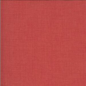 La Rose Rouge/Eau Papillon By French General For Moda - Faded Red