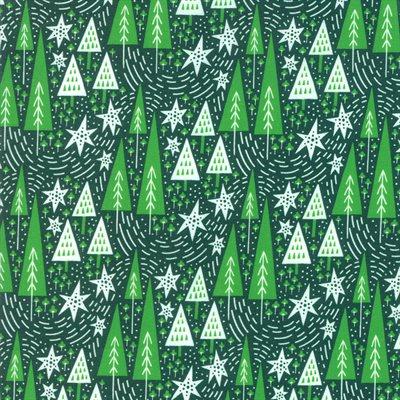 Northern Light By Annie Brady For Moda - Pine