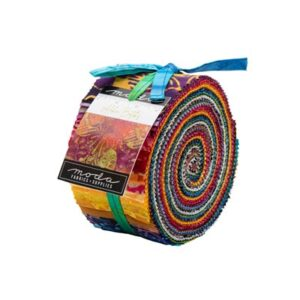 Aloha Batiks Jelly Roll