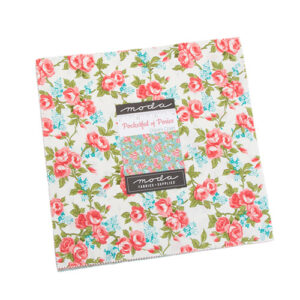 Pocketful Of Posies Layer Cake By Moda