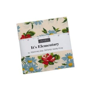 It's Elementary Charm Pack By Moda