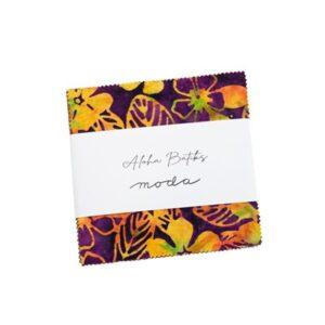 Aloha Batiks Charm Pack