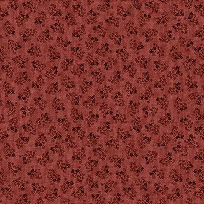 Quilter Barn Prints 2 By Painted Sky Studio For Benartex - Red