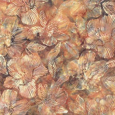 Bali Batiks By Hoffman - Palomino