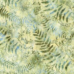Bali Batiks By Hoffman - Caterpillar