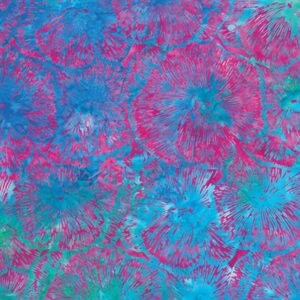 Bali Batiks By Hoffman - Hot Pink
