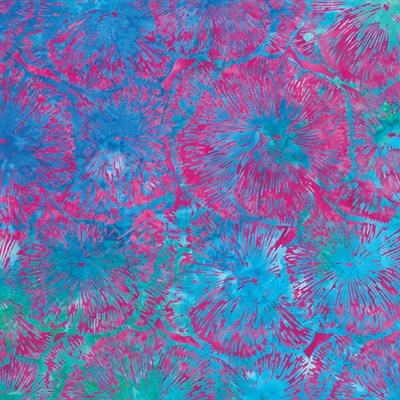 Bali Batiks By Hoffman - Hot Pink