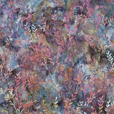 Bali Batiks By Hoffman - Twig Slate